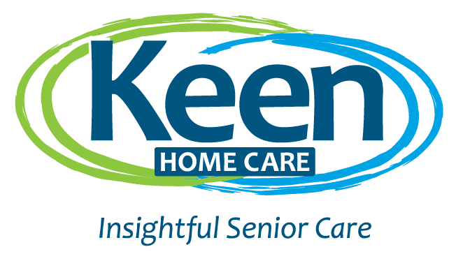 The March Speaker Sponsor is <br>Keen Home Care